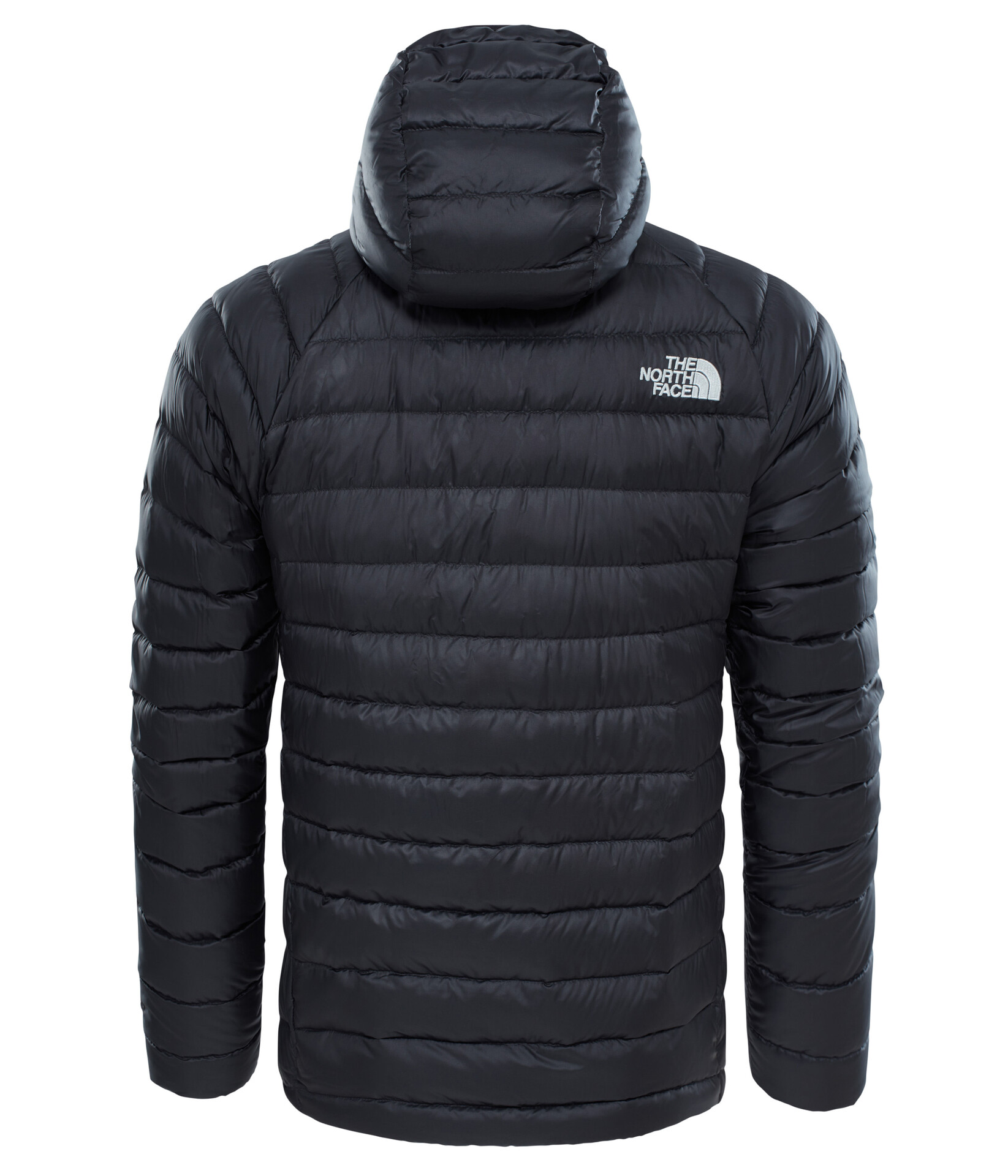 The North Face Trevail Hooded Jacket Herren black